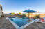 Paver Patio around pool