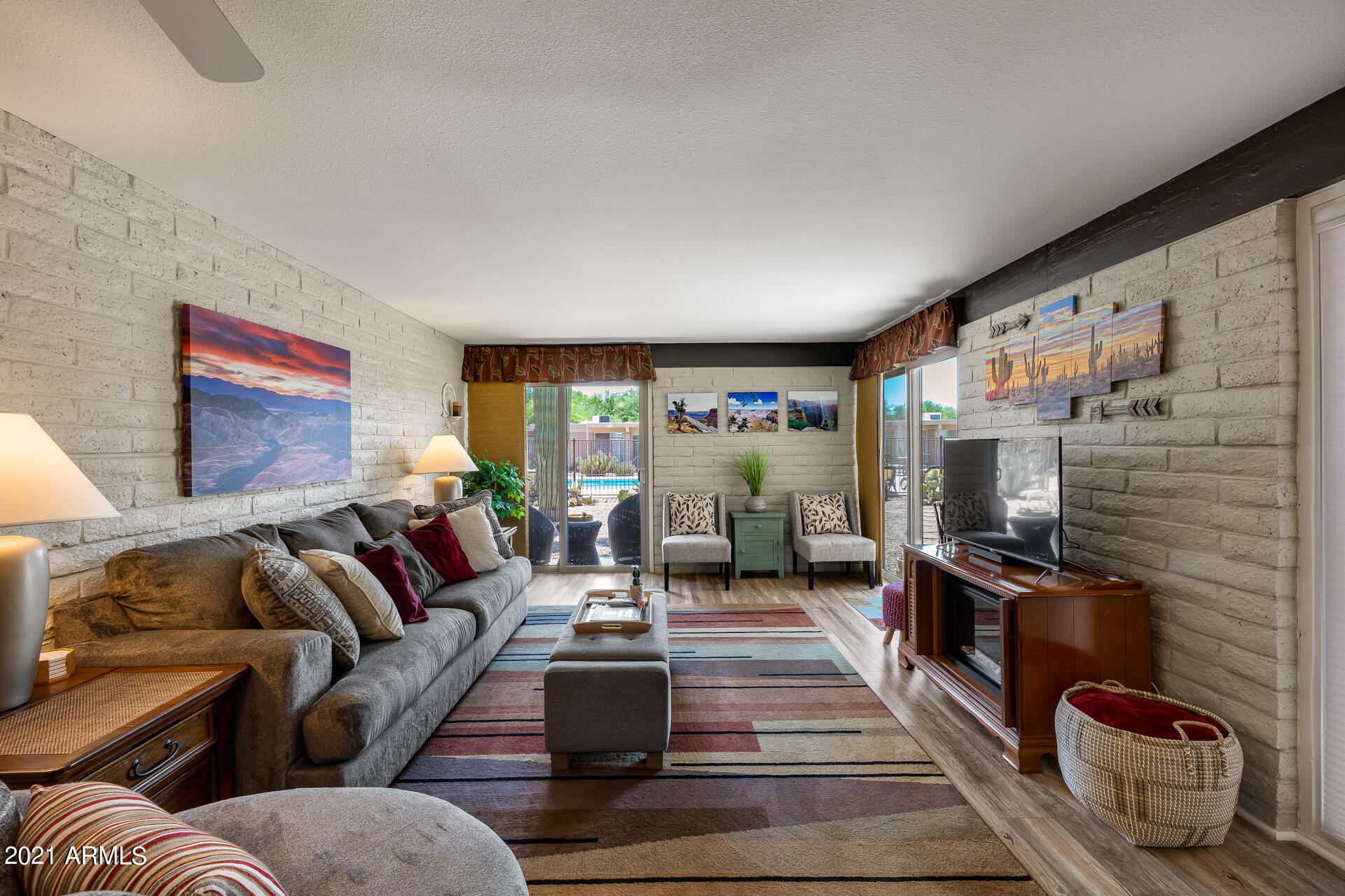 Photo #3: Living Area