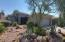 Set back from the street - professionally landscaped front yard