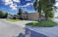 Situated on a tranquil north/south oriented corner lot in a cul de sac.