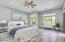 Virtual Staging - Master Bedroom
