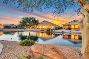 Arizona lifestyle at its best while you're relaxing on your oversized patio.