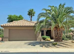 Furnished 2 BR, 2 BA home in Sun City Grand Resort Lifestyle Community