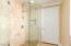 Primary Bath #1 - walk-in shower