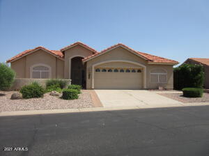 Beautiful Sedona Model on the golf course with East patio