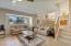 Split Family room/ Kitchen
