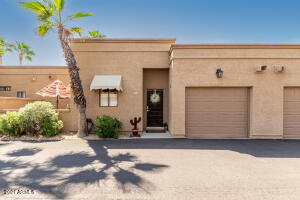 Updated, single-level, double master home for sale in Colony of Carefree
