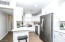 Features ALL Stainless Steel Appliances, soft close cabinets and