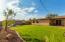 Real Grass Backyard