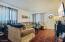 Living Room - tiled floor