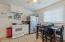 Kitchen - white stove