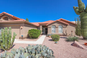 9530 E HERCULES Drive, Sun Lakes, AZ 85248