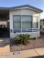 8700 E UNIVERSITY Drive, 429, Mesa, AZ 85207