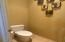 Upstairs Master Private Toilet Room
