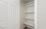 Hallway storage closet 1