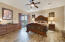 Spacious Master Bedroom w/ Exit to Backyard Pool, 38106 N. 2nd Lane, Phoenix, 85086, 4Bed 3Bath, Acre Lot w/ Pool, No HOA