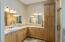 Spacious Master Bathroom, 38106 N. 2nd Lane, Phoenix, 85086, 4Bed 3Bath, Acre Lot w/ Pool