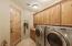 Laundry Room w/ W/D, 38106 N. 2nd Lane, Phoenix, 85086, 4Bed 3Bath, Acre Lot w/ Pool, NO HOA
