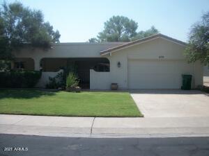 610 E Leisure World, Mesa, AZ 85206