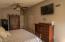 Master Bedroom Split from other bedrooms