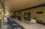 Huge extended Covered Patio