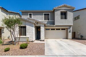 Better than new move in ready home in the gated community of Arcadia Commons.  Upgraded throughout with Quartz countertops, wood-look tile flooring, barn doors, stainless steel appliances, pavers and artificial turf.