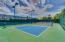 2 pickleball court