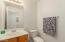 Half Bathroom downstairs