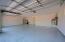 3 Car Garage w/ Epoxy Floor