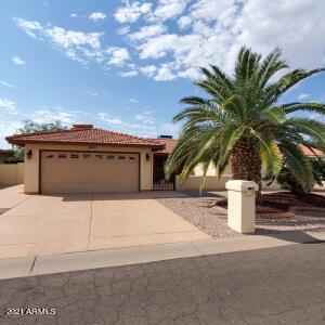 9613 E GLENSIDE Court, Sun Lakes, AZ 85248