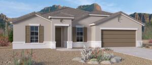 44443 W PALO ABETO Drive, Maricopa, AZ 85138