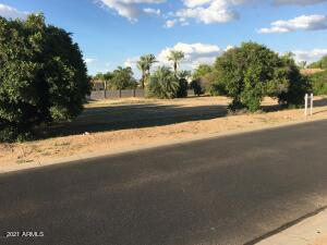 Wide Frontage lot