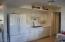 White kitchen , new dishwasher, New countertop