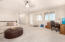 Spacious Upstairs Loft, with Plantation Shutters, Ceiling Fan/Light, plenty of space for play, entertaining & relaxing!