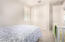 Guest Bedroom with Ceiling Fan/Light, Plantation Shutters & Walk-In Closet