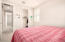 Guest Bedroom with Ceiling Fan/Light, Plantation Shutters & Spacious Closet