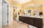 Owner's Suite Bath (Dual Vanity) & Walk in Closet