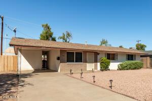 2114 S Los Feliz Drive, Tempe, AZ 85282