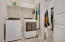 Laundry room - washer & dryer included!