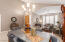 Open Floor Plan Living and Dining Room