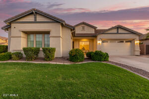 This newly remodeled home in south Chandler has a ton of curb appeal!