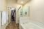 Updated Tub Surround and Custom Shower