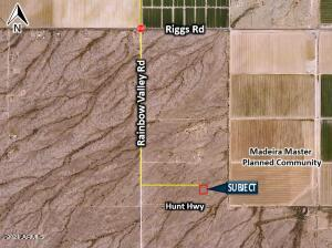 176th N Of Hunt Highway, -, Goodyear, AZ 85338
