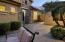 Tuscan Courtyard with Casita entrance