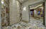 Grand Master Suite Entry with Stone Waterfall
