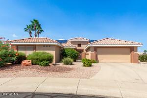 14626 W CABALLERO Drive, Sun City West, AZ 85375