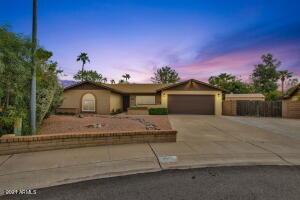4917 E LARKSPUR Drive, Scottsdale, AZ 85254