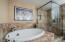 Downstairs Master Bath On- Suite
