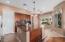Efficient kitchen layout makes cooking a breeze!