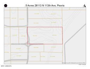 26113 N 113TH Avenue, -, Peoria, AZ 85383